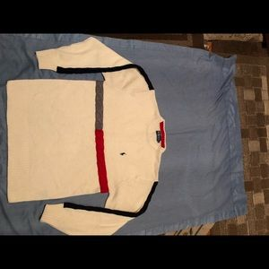 Tommy Hilfiger beautiful design men's sweater
